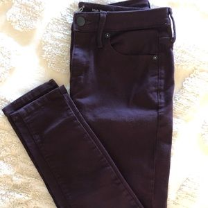 Mossimo high rise jeans